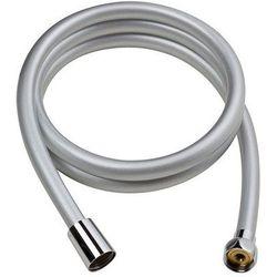 Wąż prysznicowy 150 cm BASE srebrny