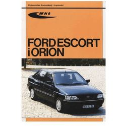 Ford Escort i Orion od modeli 1991 (opr. miękka)