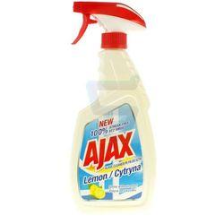 Ajax Płyn do mycia szyb w sprayu Lemon 500 ml