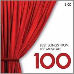 100 Best Songs From The Musicals [6CD]