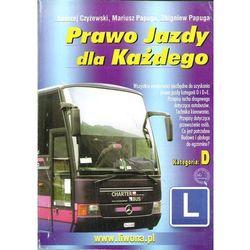 Prawo jazdy dla każdego. Kategoria D (opr. miękka)