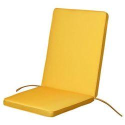 Poduszka na fotel Blooma Tiga żółta