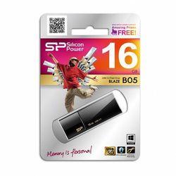 SILICON POWER 16GB B05 SP016GBUF3B05V1K Clasic Czarny >> BOGATA OFERTA - SZYBKA WYSYŁKA - PROMOCJE - DARMOWY TRANSPORT OD 99 ZŁ!
