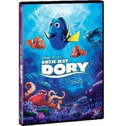 Gdzie jest Dory (DVD) - Andrew Stanton