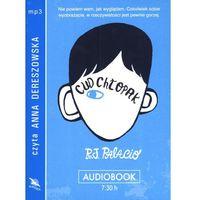 Audiobooki, Cud chłopak (audiobook CD) - Palacio R.J.