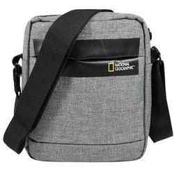 National Geographic STREAM torba na ramię / saszetka / N13112 / szara - Light Grey