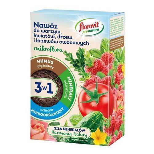 Odżywki i nawozy, Nawóz do warzyw Florovit pro natura 1 kg