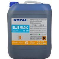 Pozostałe do czyszczenia armatury, Royal Blue Magic 5 l środek do toalety przenośnej Płyn do toalety TOI TOI, Preparat do przenośnej kabiny WC