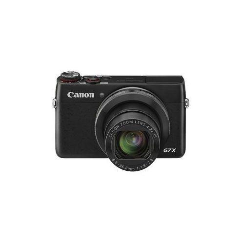 Aparaty kompaktowe, Canon PowerShot G7 X