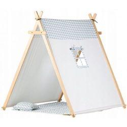 Namiot dla dzieci tipi wigwam domek 100% cotton Ecotoys