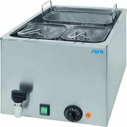 Elektryczne urządzenie do gotowania makaronu nastawne PASTA 25 | 25L | 3200W | 230V | 340x540x(H)280mm