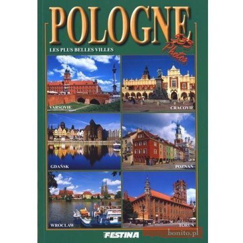 Albumy, POLSKA NAJPIEKNIEJSZE MIASTA WER. FRANCUSKA (opr. broszurowa)