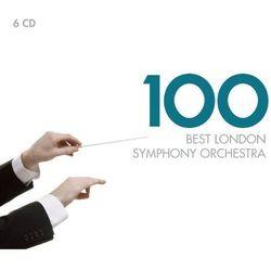 100 BEST LONDON SYMHONY ORCHESTRA - Różni Wykonawcy (Płyta CD)