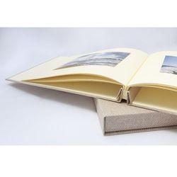 Komplet: Album śrubowy na zdjęcia + pudełko