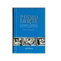 Książki religijne, Biblia Pielgrzyma (skórzany futerał) (opr. miękka) wyprzedaż 04/18 (-15%)