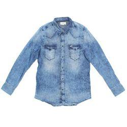 Diesel Koszula dziecięca Niebieski 14 lat Przy zakupie powyżej 150 zł darmowa dostawa.