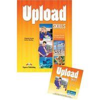 Książki do nauki języka, Upload Skills SB + WB International+ ieBook - Praca zbiorowa (opr. broszurowa)