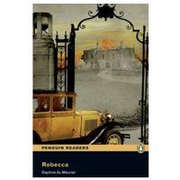 Książki do nauki języka, Level 5: Rebecca Book and MP3 Pack (opr. twarda)