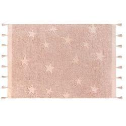 Dywan bawełniany HIPPY STARS - różne kolory - Lorena Canals Vintage Nude