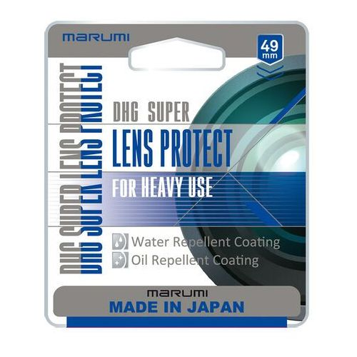 Filtry do obiektywów, Filtr Marumi Super DHG Lens Protect 49mm (MProtect49 SUPER DHG) Darmowy odbiór w 21 miastach!