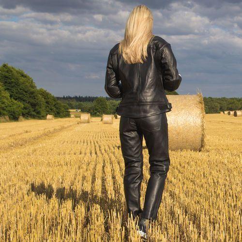 Buty motocyklowe, Buty motocyklowe skórzane W-TEC Sneaker 377, Ciemnoniebieski, 42