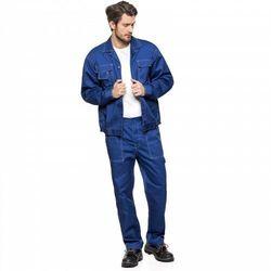 Spodnie do pasa AVACORE BLAUMANN w kolorze niebieskim