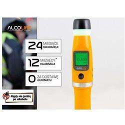 Alkomat policyjny Alcolife f7 + 12 miesięcy kalibracji bez limitu + power bank + pokrowiec + wysyłka