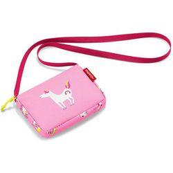 Mała torebka dla dziewczynek itbag kids abc friends Reisenthel różowa (RJA3066)