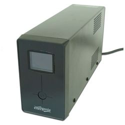 UPS Energenie by Gembird Line-In 850VA, 2xIEC, 1xSCHUKO 230V, USB, RJ11 IN/OUT, LCD