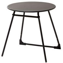 Stolik Blooma Morillo 50 cm czarny