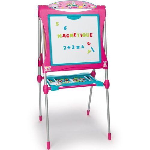 Tablice szkolne, SMOBY Tablica ultimate dla dziewczynki