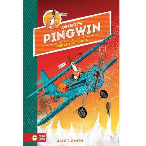Pozostałe książki, Detektyw Pingwin i Forteca Tajemnic Tom 2 (opr. twarda)