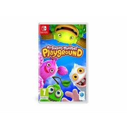 BIG BLUE BUBBLE My Singing Monsters Playground Nintendo Switch