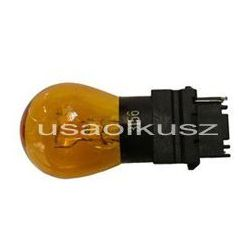Żarówka pomarańczowa jednowłóknowa 3156NA P27W amber W2,5x16d