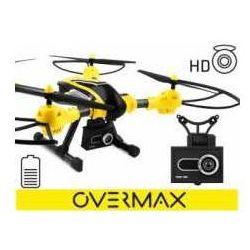 Dron Overmax X Bee Drone 7.1 kamera HD duży zestaw