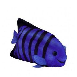 Maskotka BLUBBISIE Ryba Artysta Granatowy