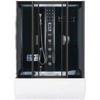 Kabiny prysznicowe, Novoterm Kerra 151 x 86 (XL)