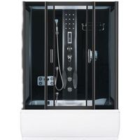 Kabiny prysznicowe, Novoterm Kerra 86 x 151 (XL)