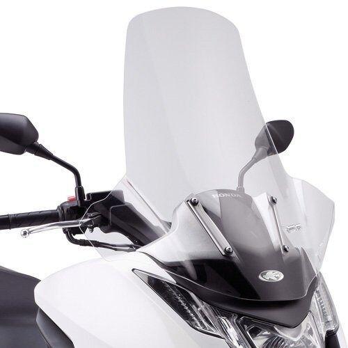 Pozostałe akcesoria do motocykli, KAPPA KD1109ST SZYBA HONDA INTEGRA 700, 750 72 x 69 CM