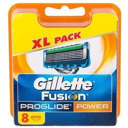 Gillette Fusion Proglide Power 8szt M Wkład do maszynki do golenia
