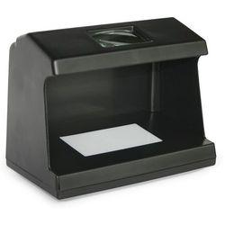 Profesjonalny tester banknotów który posiada szkło powiększające do odczytywania mikrodruków - Autoryzowana dystrybucja - Szybka dostawa
