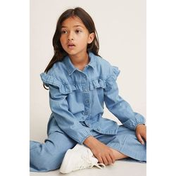 Mango Kids - Koszula dziecięca Estrella 110-164 cm