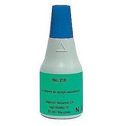 Tusz olejowy NORIS 210 do stempli metalowych niebieski 25ml