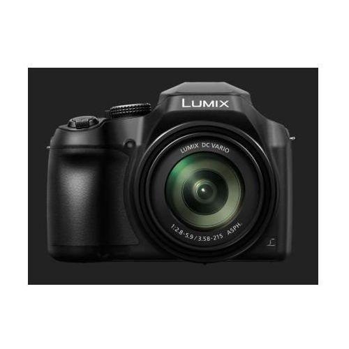 Aparaty kompaktowe, Panasonic Lumix DMC-FZ82