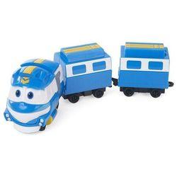 Robot Trains Pojazd z wagonem Kay Deluxe Set