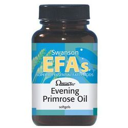 Swanson Wiesiołek Evening Primrose Oil 500mg 100 kaps.