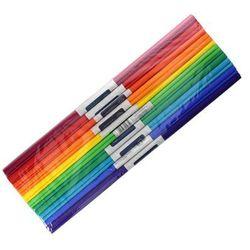 Bibuła marszczona mix Spectrum Interdruk (10)