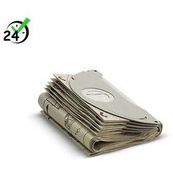 Papierowe worki (5szt) do SE 5.100, 6100, Zestaw filtrów, Karcher **Gwarancja DOOR TO DOOR! **