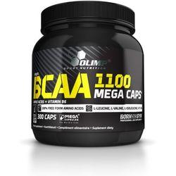OLIMP BCAA Mega Caps - 300 kaps. - 300 kaps.