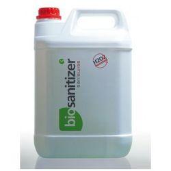 Bezpieczny płyn do dezynfekcji na wirusy (koronawirus, H1N1), bakterie (MRSA), prątki Biosanitizer 5 litrów